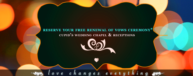 free renewal of vows ceremony