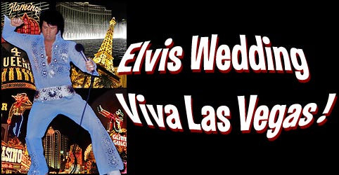 Elvis Renwal Of Vows Wedding In Las Vegas With Joey