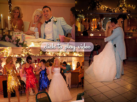 Las Vegas Wedding Receptions at Cupids 9 12 2017