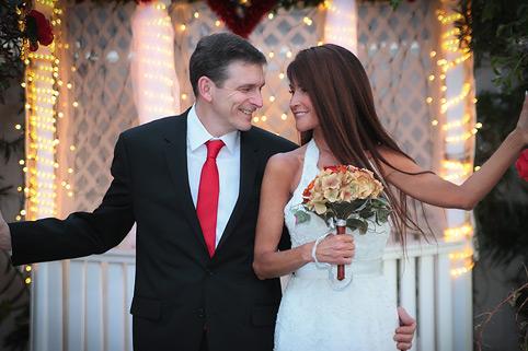 Simple Wedding In Las Vegas